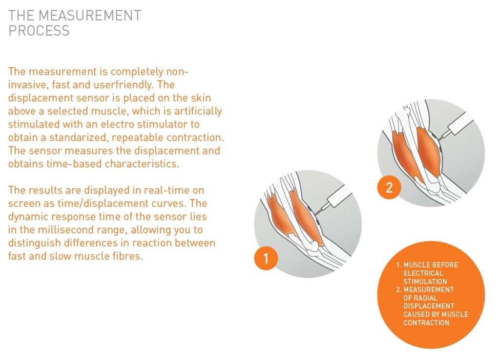 TMG tensiomyography measurement