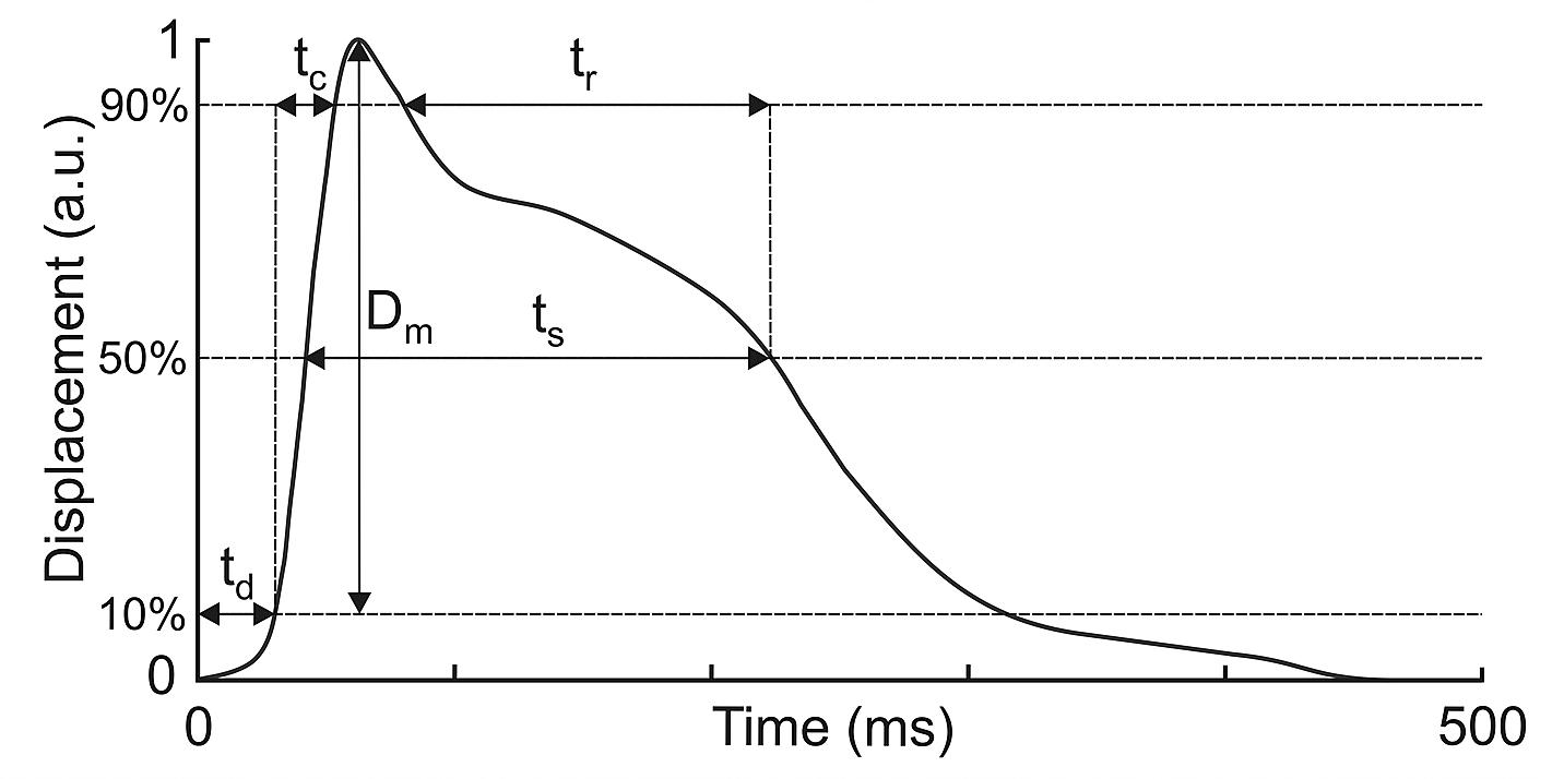 TMG graph and parameters
